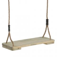 Siège de balançoire en bois RetroRider enfant